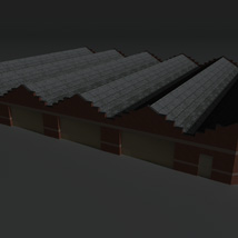 Low Poly Factory Building 12 - Extended Licence image 6