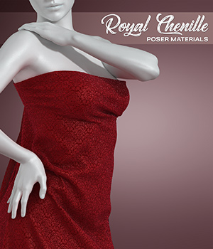 Poser - Royal Chenille 2D Graphics Merchant Resources Atenais