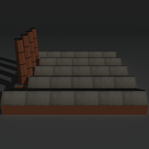 Low Poly Factory Building 14 - Extended Licence image 7