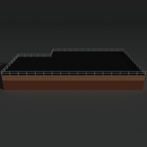 Low Poly Factory Building 15 - Extended Licence image 5