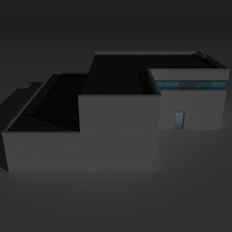 Low Poly Factory Building 16 - Extended Licence image 7