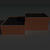 Low Poly Factory Building 19 - Extended Licence image 7