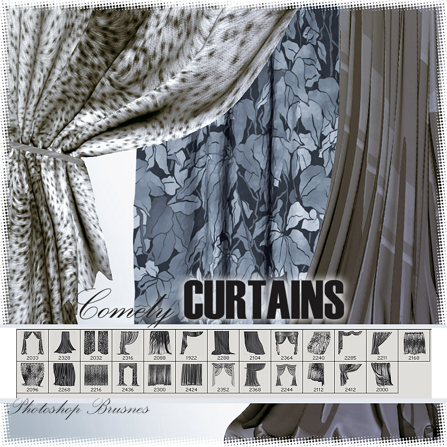 Comely CURTAINS by RajRaja