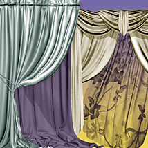 Comely CURTAINS image 1