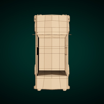 Low-Poly Cartoon Limousine Car - Extended License  image 11