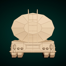 Low-Poly Cartoon Tank Truck - Extended License  image 10
