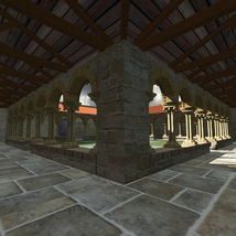 CLOISTER OF BERDOUES image 3