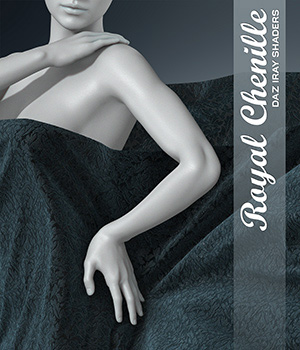 Daz Iray - Royal Chenille 2D Graphics Merchant Resources Atenais