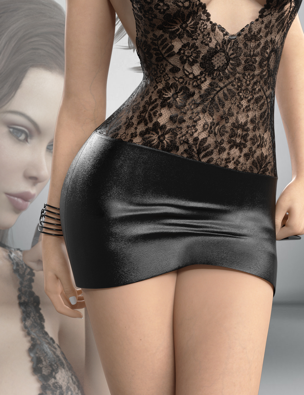 Vip Lace for Genesis 8 Females