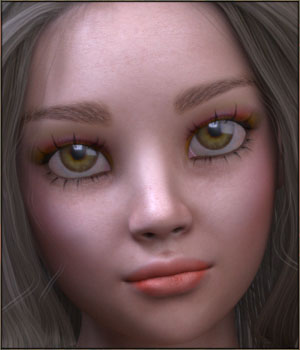 TDT-Alyssa for Genesis 8 Female 3D Figure Assets Deva3D