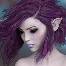 SublimelyVexed Aerwyn for Genesis 8 image 1