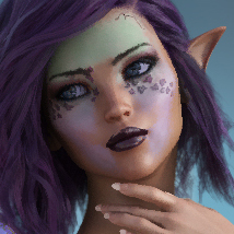 SublimelyVexed Aerwyn for Genesis 8 image 2