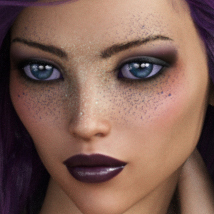 SublimelyVexed Aerwyn for Genesis 8 image 5