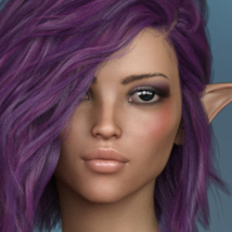 SublimelyVexed Aerwyn for Genesis 8 image 6