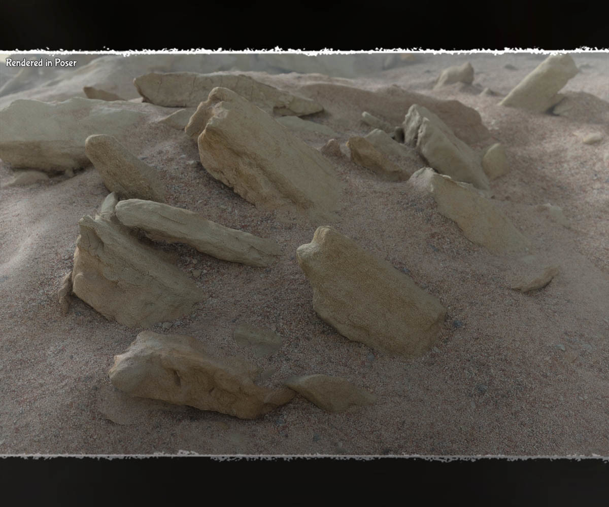Macro Worlds: Martian Sands - Extended License image 1