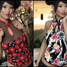 7th Ave: Asia Top for Genesis 8 Females image 6