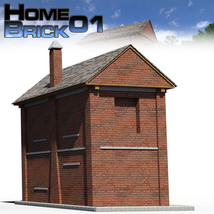 Home01Brick  Extended Licence image 3