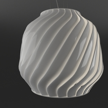 Hanging Lamp - Ray  - Extended License  image 4