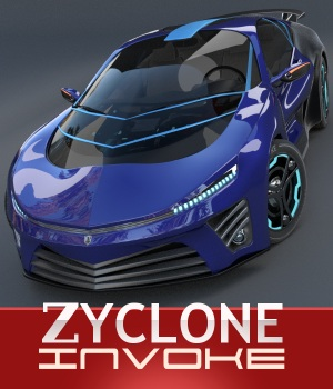 Zyclone Invoke 3D Models TruForm