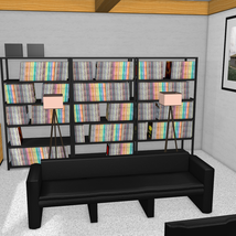 High End Office for Poser 7+ image 3