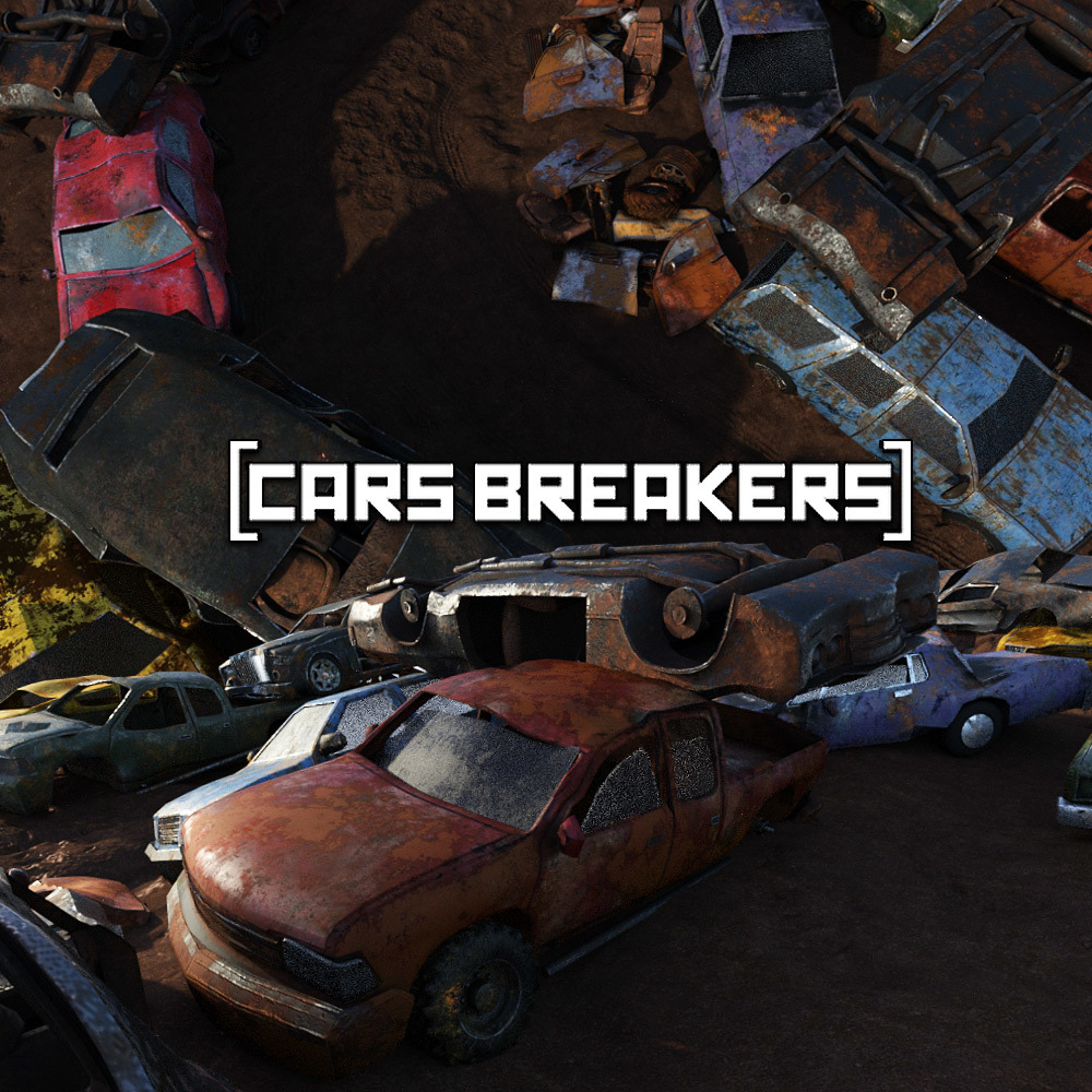 Car Breakers for DS Iray