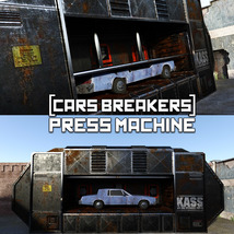 Car Breakers BUNDLE for DS Iray image 2