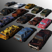 Car Breakers BUNDLE for DS Iray image 3