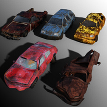 Car Breakers BUNDLE for DS Iray image 10