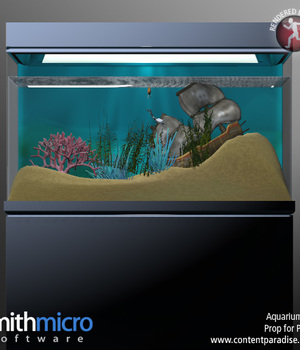 Aquarium Legacy Discounted Content Smith_Micro