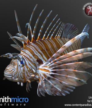 Lionfish Legacy Discounted Content Smith_Micro