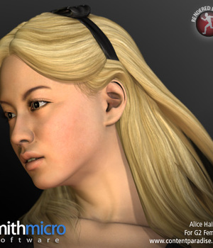 Alice Hair Legacy Discounted Content Poser_Software