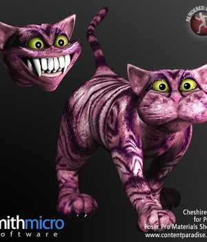 Cheshire Cat Legacy Discounted Content Smith_Micro