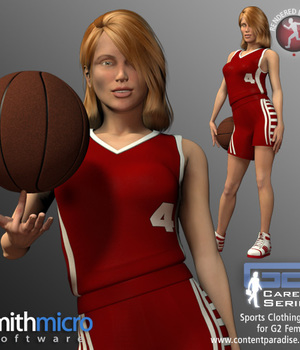 Athletic Clothing Set for G2 Females Legacy Discounted Content Smith_Micro