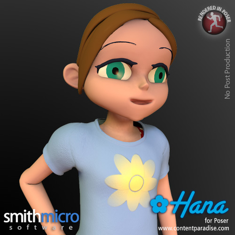 Hana Figure Pack