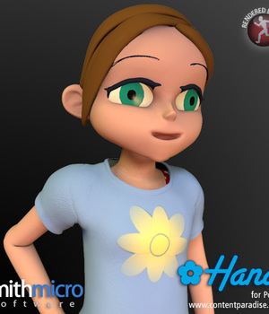Hana Figure Pack Legacy Discounted Content Smith_Micro