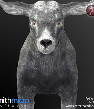 Pygmy Goat Legacy Discounted Content Poser_Software