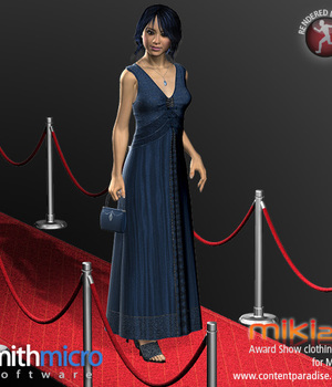 Award Show Clothing Set for Miki 2.0 Legacy Discounted Content Smith_Micro