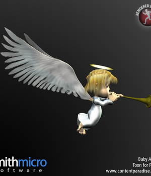 Baby Toon Angel Legacy Discounted Content Smith_Micro