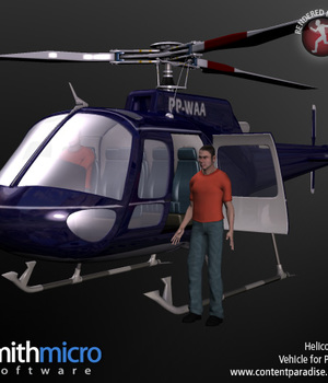 Helicopter (Secret Agent Series) Legacy Discounted Content Smith_Micro