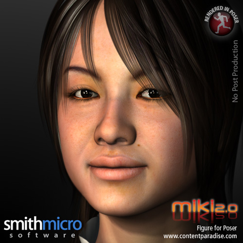 Miki 2.0 Figure Pack