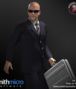 Secret Agent Series Prop Pack Legacy Discounted Content Poser_Software