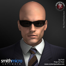 Secret Agent Series Prop Pack image 1