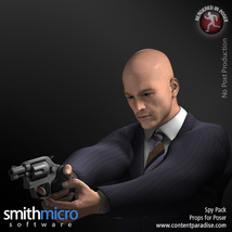 Secret Agent Series Prop Pack image 2