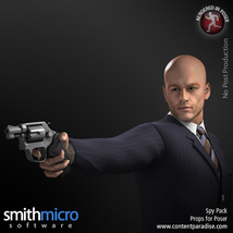 Secret Agent Series Prop Pack image 3