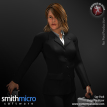 Secret Agent Series Prop Pack image 8