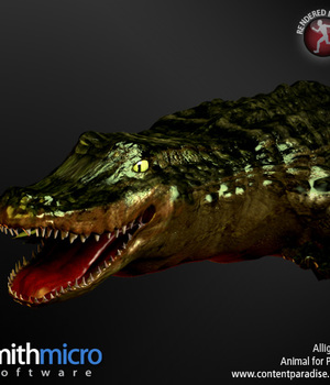 Alligator Legacy Discounted Content Smith_Micro