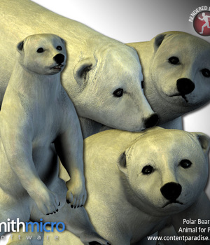 Baby Polar Bear Legacy Discounted Content Smith_Micro