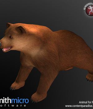 Brown Bear (Wildlife Series) Legacy Discounted Content Smith_Micro