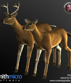 Buck & Doe Legacy Discounted Content Smith_Micro