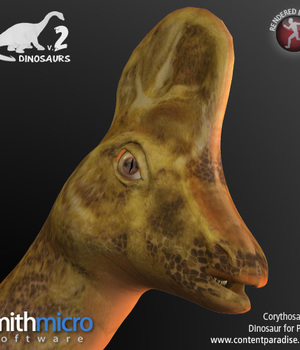 Corythosaurus Legacy Discounted Content Smith_Micro